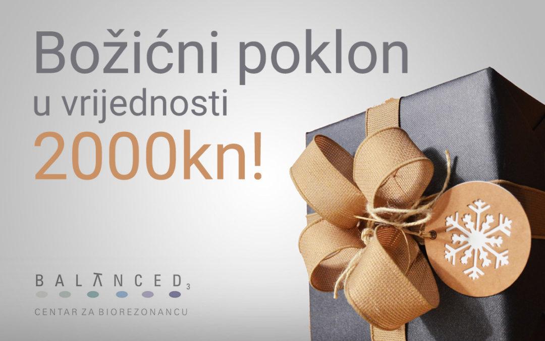 Nagradna igra s nagradama u vrijednosti 2000kn
